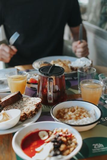 Berlin City trip blog voyage europe three minds Restaurant Neni
