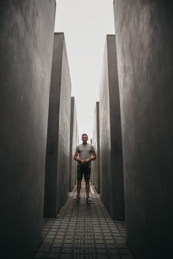 Berlin City trip blog voyage europe three minds Mémorial