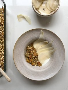 26+Grains+buckwheat,+puffed+rice+granola+recipe