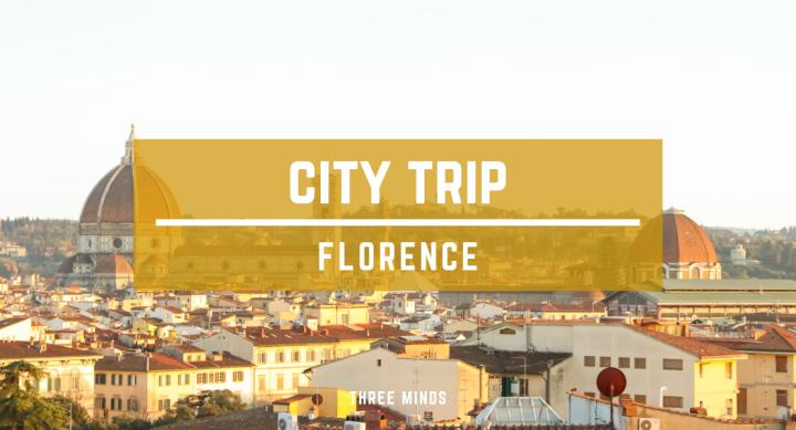 CITY TRIP ÀFLORENCE