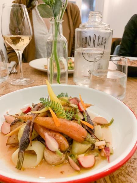 France blog pays de la loire restaurant sources Nantes Gaelle Lamoureux Three minds