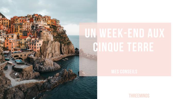 Un week-end aux CinqueTerre